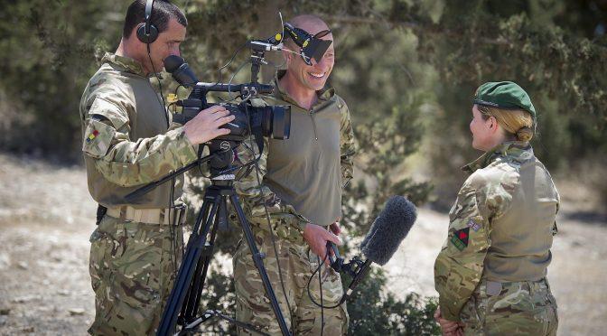 Medialisierung des Militärs