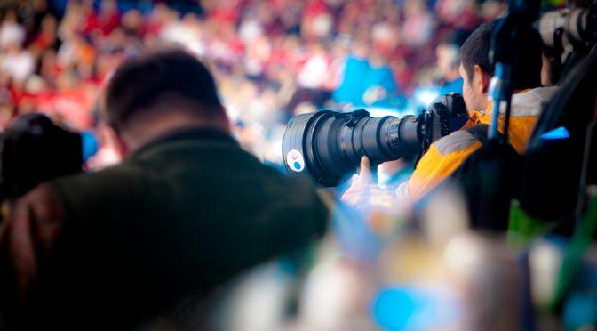 Die Inszenierung des Sports in den Medien
